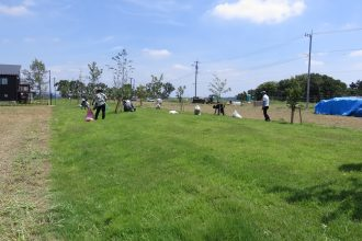 草刈り大作戦